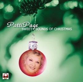 PATTI PAGE      - Sweet Sounds of Christmas -