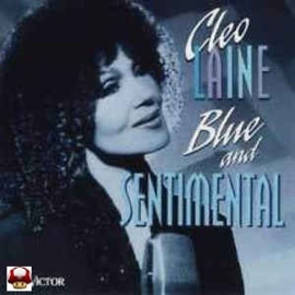 CLEO LANE      * BLUE AND SENTIMENTAL *