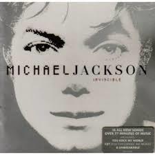 "Michael Jackson      ""Invincible"""