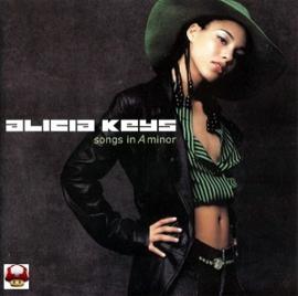 ALICIA KEYS      * SONGS in A MINOR *