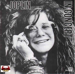 JANIS JOPLIN   *IN CONCERT*