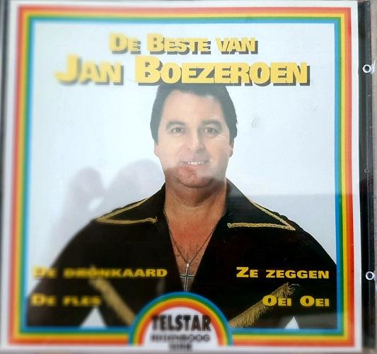 JAN BOEZEROEN      * DE BESTE VAN ... *