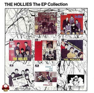 HOLLIES, the        * the EP - COLLECTION *