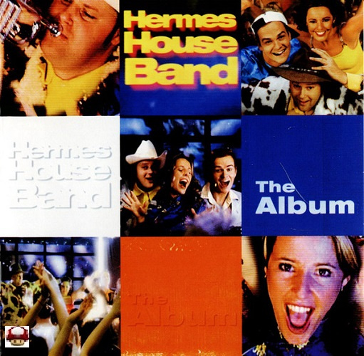 HERMES HOUSE BAND   *THE ALBUM*