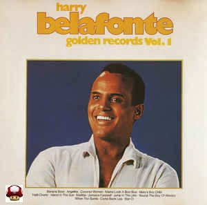 HARRY BELAFONTE      * Golden Records VOL. 1 *
