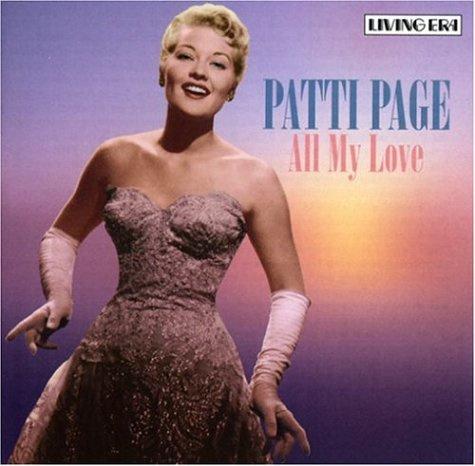 PATTI PAGE     - All My Love