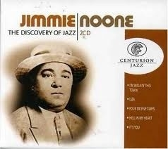 """Jimmie Noone     """"The Discovery Of Jazz"""""""