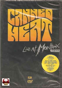 CANNED HEAT     *LIVE AT MONTREUX*