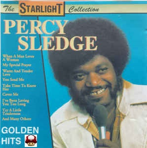PERCY SLEDGE      * GOLDEN HITS *