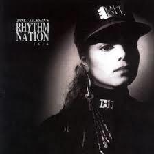"""Janet Jackson     """"Rhythm Nation 1814"""""""
