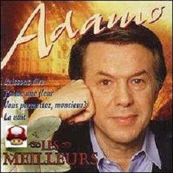 ADAMO      * LES MEILLEURS *