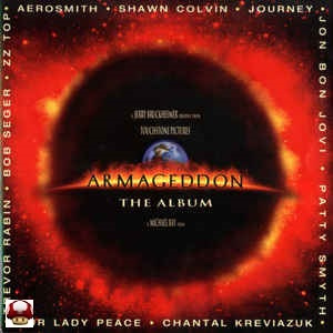 ARMAGEDDON      - the ALBUM - *