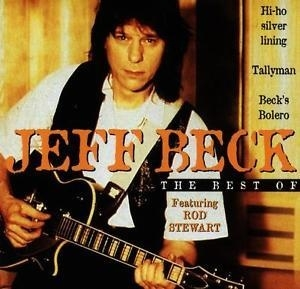 JEFF BECK   -The Best Of...- Featuring ROD STEWARD
