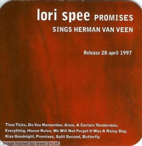 LORI SPEE  -PROMISES-  sings HERMAN van VEEN -