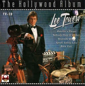 LEE TOWERS     *the HOLLYWOOD ALBUM*