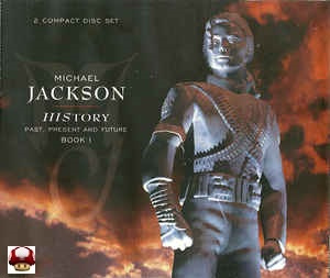 MICHAEL JACKSON      * HISTORY * PAST, PRESENT and FUTURE * book I *