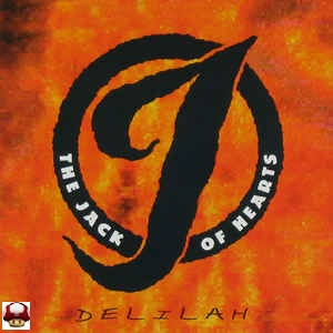 """JACK of HEARTS, the       """"Delilah"""""""