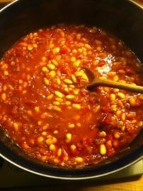 Baked Beans / Witte bonen in tomatensaus