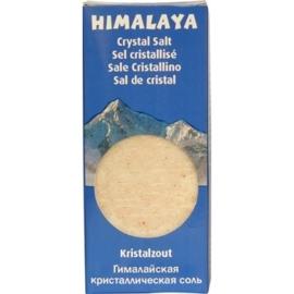 Himalaya zout / Onbewerkt / Pakistan / Doosje 500gram