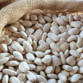 Butterbeans / China / Teelt: traditioneel / Oogstjaar 2019 / 0,5 kilo