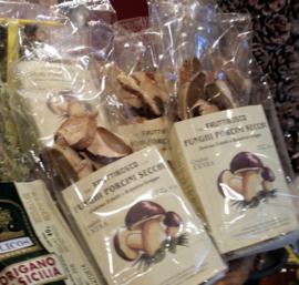 Eekhoorntjesbrood Gedroogd /  extra kwaliteit  / Cèpes / Porcini / Italië / 20Gram
