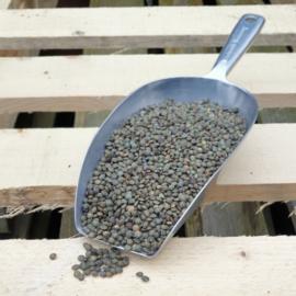 *BIO   Groene linzen / Lentilles vert / soortgelijk aan Puy linzen / Frankrijk / Teelt: biologisch  / kwaliteit extra / Oogstjaar 2021 / 0,5 kilo