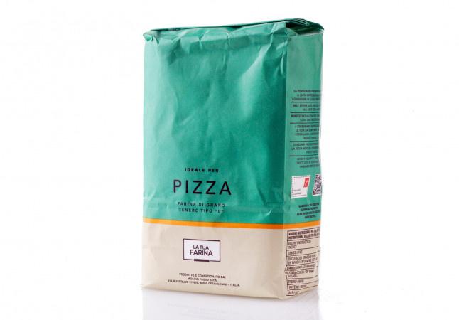 Meel Type 0 voor pizza 1 Kg /Pizzameel