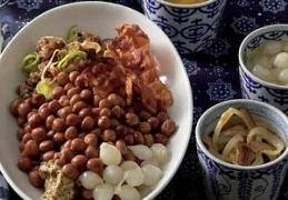 Captain's Dinner - Kapucijners met spek en ui