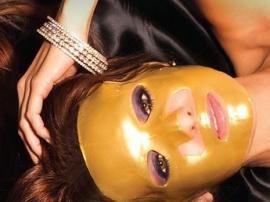 Gouden Collageen Gezichtsmasker