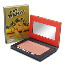 The Balm - Hot Mama Oogschaduw + gratis nieuwe lipstick tester + gratis make up tasje
