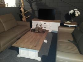 LOUVRE salontafel 120 cm. bij 60 cm nu in de actie