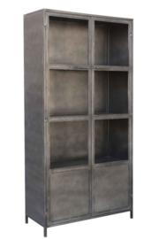 MMB011 *  prachtige  industriële Dressoir 180 cm lang nu in de actie