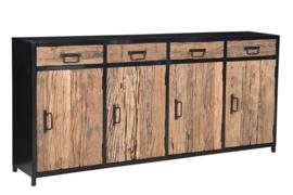MMB016 Raw Collectie Dressoir NIEUW 200 cm breed een topper en gelijk voor de laagste prijs