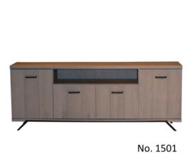 1501 Dressoir serie  1500  219 x 45 x 85 cm Vraag een offerte aan voor de beste prijs