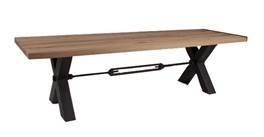 CROSS METAL INDUSTRIAL EDITION In Oud Eiken ,Eiken en Grenen van 200 cm tot 300 cm prijs van af