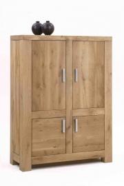 1401 =Salonkast  model1401  van koopmans rustiek en massieve deuren ook leverbaaar met glas deur.