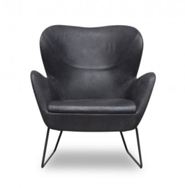LOUISE  een prachtige arm fauteuil leverbaar in leer en stof en nu in de actie voor de laagste prijs