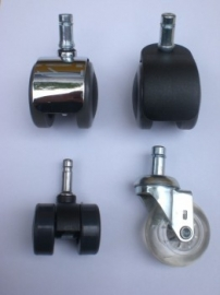 CASSIS VAN H.E.Design  Cassis eetkamerstoel, armleuning, wielen. van H.E.Design