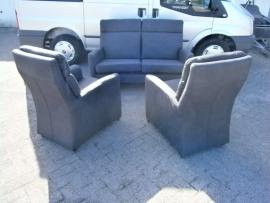 Simon compteet bankstel 2½ zits  + 2 fauteuils met fantastisch zitcomfort tegen een super actie prijs !!!!