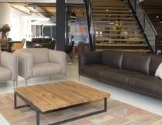 Bern model van het Anker leverbaar als fauteuil,2 zits ,2½ zits en 3 zits in leer en stof tegen de laagste prijs,vraag een offerte aan.