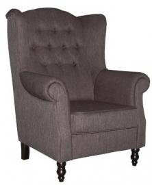 CESAR en Capiton fauteuils in div. stoffen  en kleuren nu in de actie bij Internetmeubel