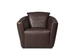 CADIZ een landelijk fauteuil bekijk de details van de prachtige stik naden