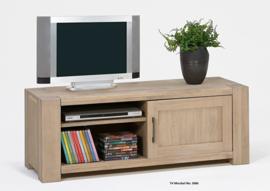 5006 Tv-meubel 120 cm breed past in de woonprogramma bij de 5000 en bij ons voor de laagste actieprijs van Nederland