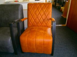 VEGA fauteuils met industriële met armleggers   Nieuw model en meteen in de actie