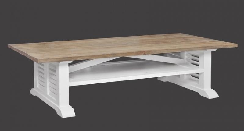 LOUVRE  salontafel 140 cm. bij 70 cm div. mogelijk heden nu in de actie