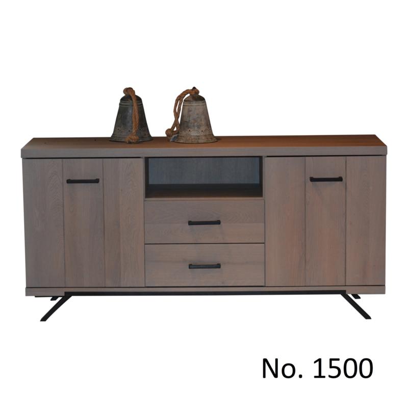 1500 serie Dressoir1500 DressoirNo.1500164x45x80cm  Vraag een offerte aan voor de beste prijs