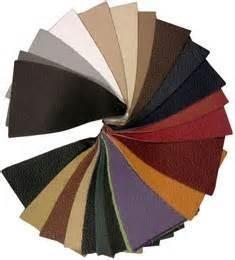 Toledo leder kleuren