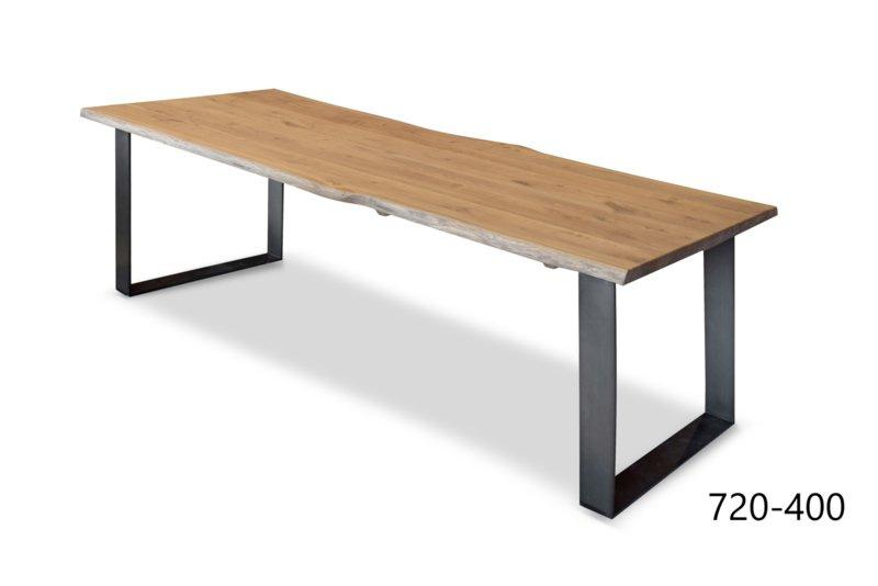 Boomstamtafel 400 Cm.720 Km Model 720 Eiken Boomstam Tafel Nu Voor Een Speciale
