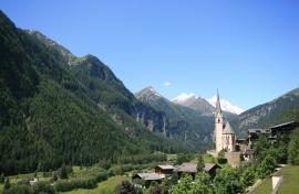 017. Oostenrijk deel 2 Het Pitztal, Karinthië, het Salzburgerland en Hallstadt e.o. in Opper-Oostenrijk.