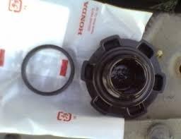 .honda RUBBER olievuldop (hROVD ST1100/01ja14)  <ST1100 olie>